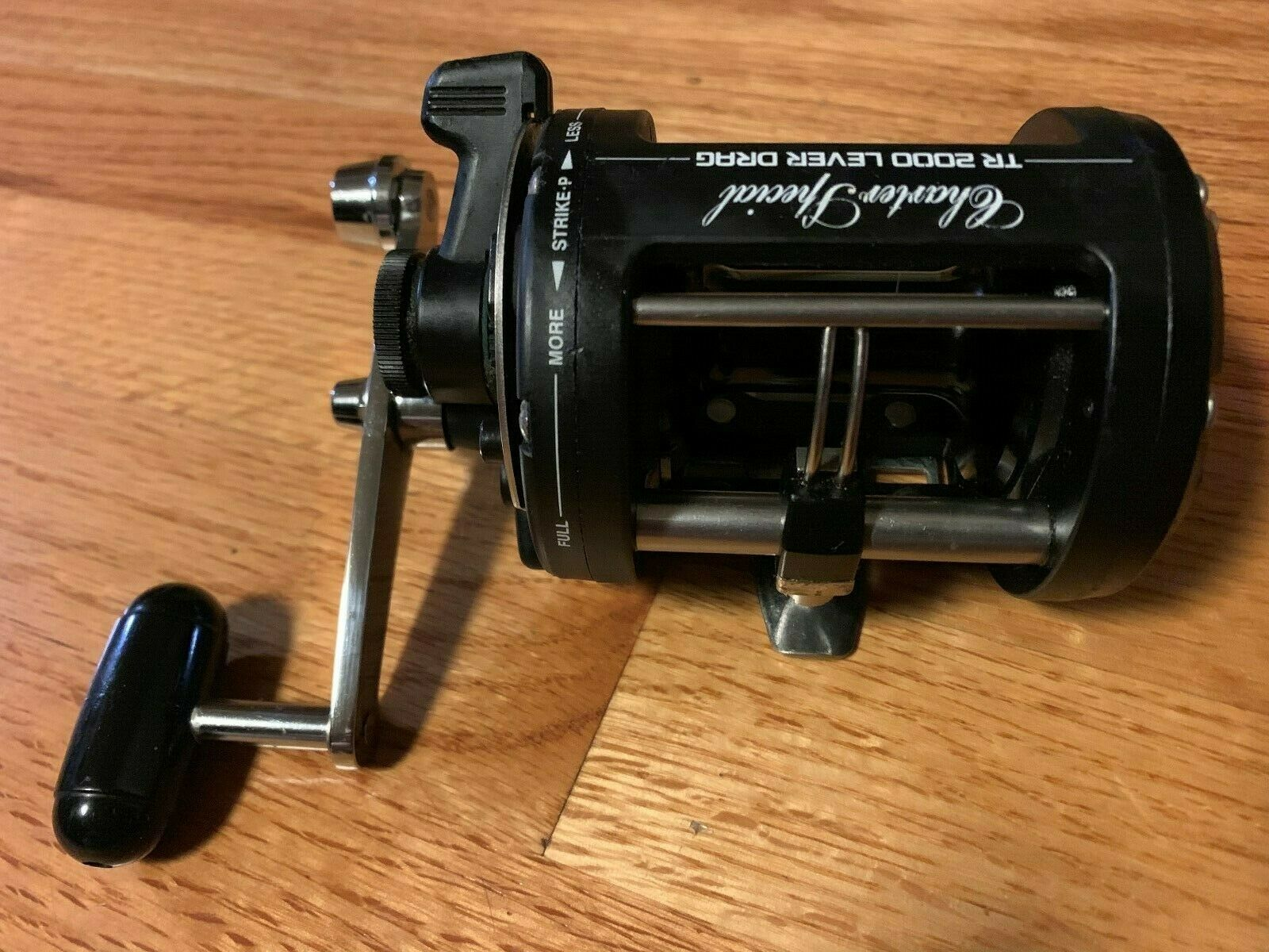 Shiuomoo Charter specialee TR 2000 Lever Drag Conventional Reel