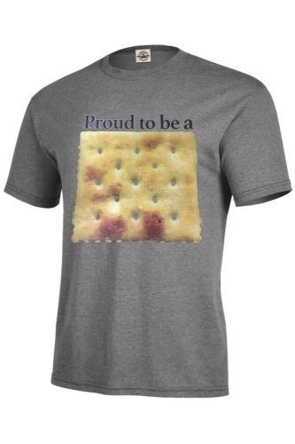 PROUD TO BE A CRACKER T-SHIRT FUNNY HILARIOUS PRIDE SIZE S-5XL,KIDS S6-8-XL18-20