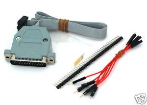 Buffered JTAG debrick wireless router wrt54gs DD-WRT blackcat SB5100 ...
