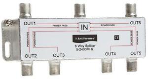 SPLITTER-INDOOR-6-WAY-Aerial-Satellite-Amplifiers-amp-Distribution