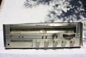 MARANTZ-SR-1000L-SR1000-Ricevitore-Stereo-MW-LW-FM-non-testato-di-ricambio-e-riparazione-vintage
