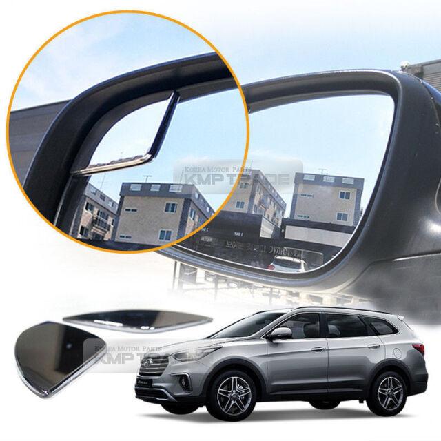 Korea Blind Spot Aid Wide View Mirror for Hyundai Santa Fe Sports 2017 2018