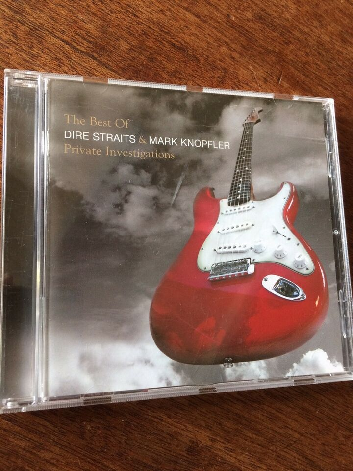 Dire Straits : Private Investigations - The Best Of, pop