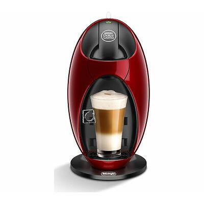 DELONGHI Dolce Gusto Jovia EDG250.R Hot Drinks Machine Pod coffee 0.8 l Red