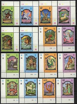 Privatverkauf Umtau In Den Spezifikationen VervollstäNdigen Keine Rücknahme 10501 Montserrat 971-986 Mythologie * *