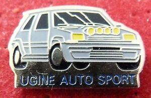 RARE-PIN-039-S-RALLYE-RENAULT-SUPER-5-GT-TURBO-UGINE-AUTO-SPORT