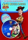 Toy Story 2 Buch und DVD von Walt Disney (2008, Gebunden)