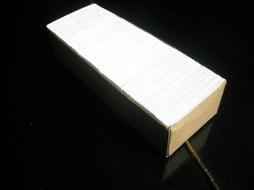 2 1//4 X 3 1//2 Credit Card Sleeve Envelopes 1000//lot