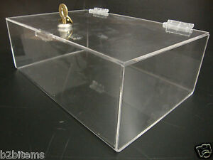 DS-Acrylic-Lucite-Locking-Security-Showcase-Safe-Box-Display