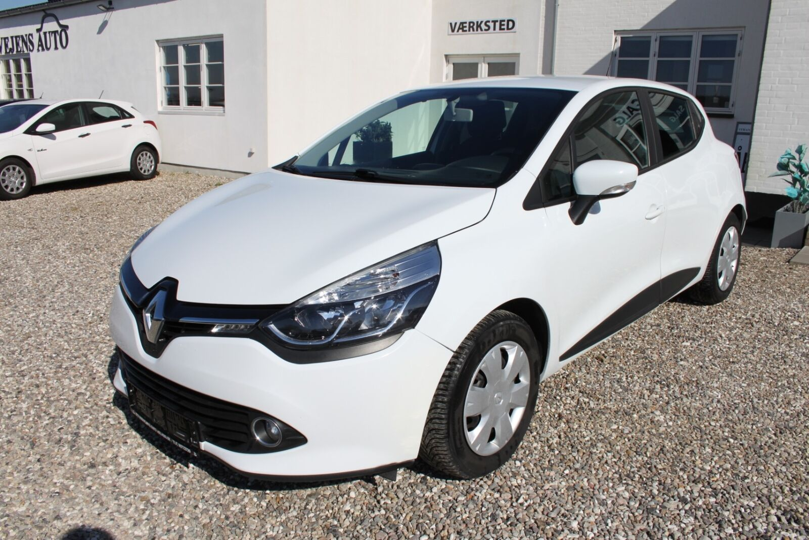 Renault Clio IV 1,5 dCi 75 Expression 5d - 58.900 kr.