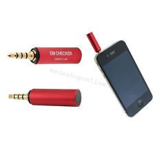 Smart EM Checker Electrosmog detector EMF Meter for Smartphone iOS Android
