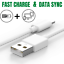 miniature 6 - 3 Pack USB Fast Charging Cable 3/6Ft For iPhone 12 11 8 7 6 Plus XR Charger Cord