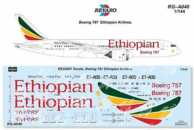 for Zvezda//Revell model kit Revaro Decal Boeing 787 windows set 1//144