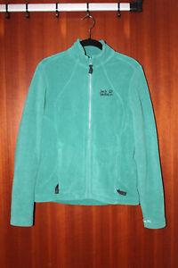 huge selection of d45c6 aac90 Details zu Jack Wolfskin Fleecejacke Moonrise Jacket peppermint / grün Gr.  34 (XS) - TOP