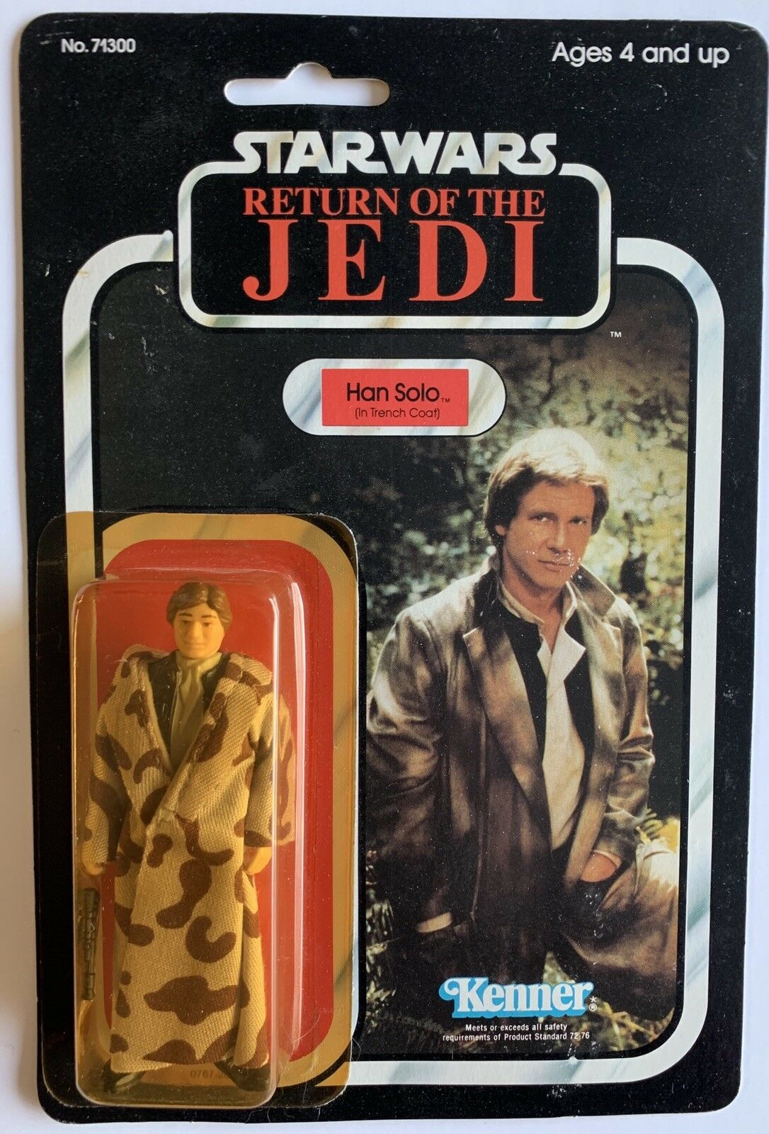 Star Wars - Return Of The Jedi - Han Solo (Trench Coat).