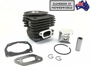 Husqvarna-357-359-Chainsaw-Cylinder-Kit-47mm-Replace-OEM-537157302-With-Gaskets