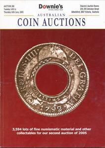 Downie-039-s-Australian-Coins-amp-Banknotes-Auction-Catalogue-288-June-2005