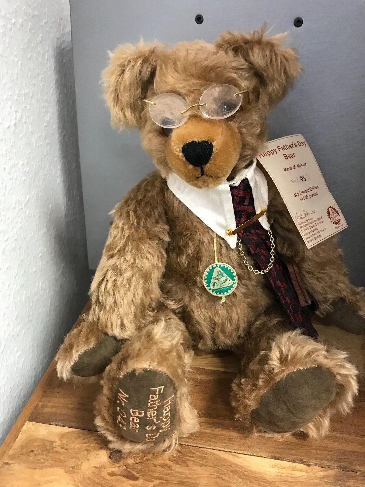Heruomon Teddy happy fathers's Day orso 38 cm. cm. cm. disponibilità limitata. MATTONCINI. e2d9d4