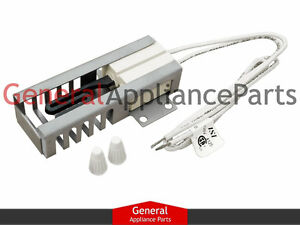 jenn air gas range oven stove cooktop flat ignitor igniter image is loading jenn air gas range oven stove cooktop flat