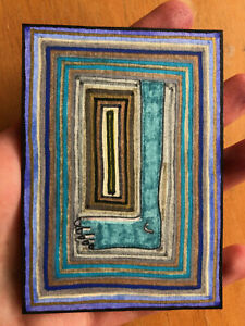 Original-aceo-sketch-card-drawing-Outsider-Art-Brut-by-Jay-Snelling-Leg
