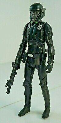 STAR WARS Rogue One Imperial Death Trooper Black Stormtrooper figure Loose NEW!