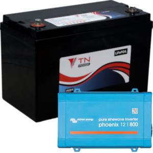 84AH-Lithium-Batterie-avec-Victron-Energy-Phoenix-Converssieur-12V-800W