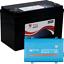 84AH-Lithium-Batterie-avec-Victron-Energy-Phoenix-Converssieur-12V-800W miniature 1