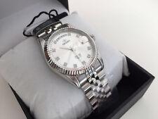 "NWT Orient ""Oyster"" Classic Automatic Sapphire 100M Watch CEV0J003WY SEV0J003WY"