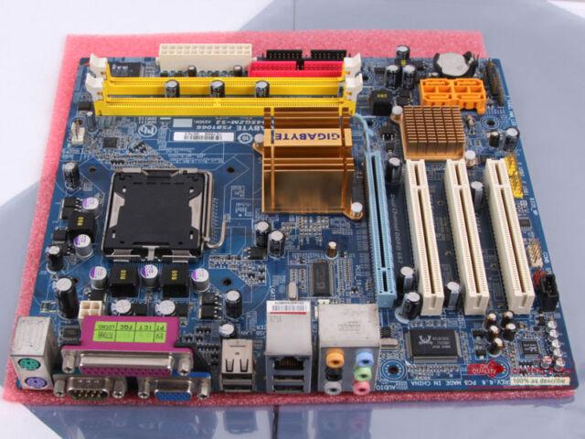 100% tested Gigabyte GA-945GZM-S2 V3.9 motherboard 775 DDR2 Intel 945GZ
