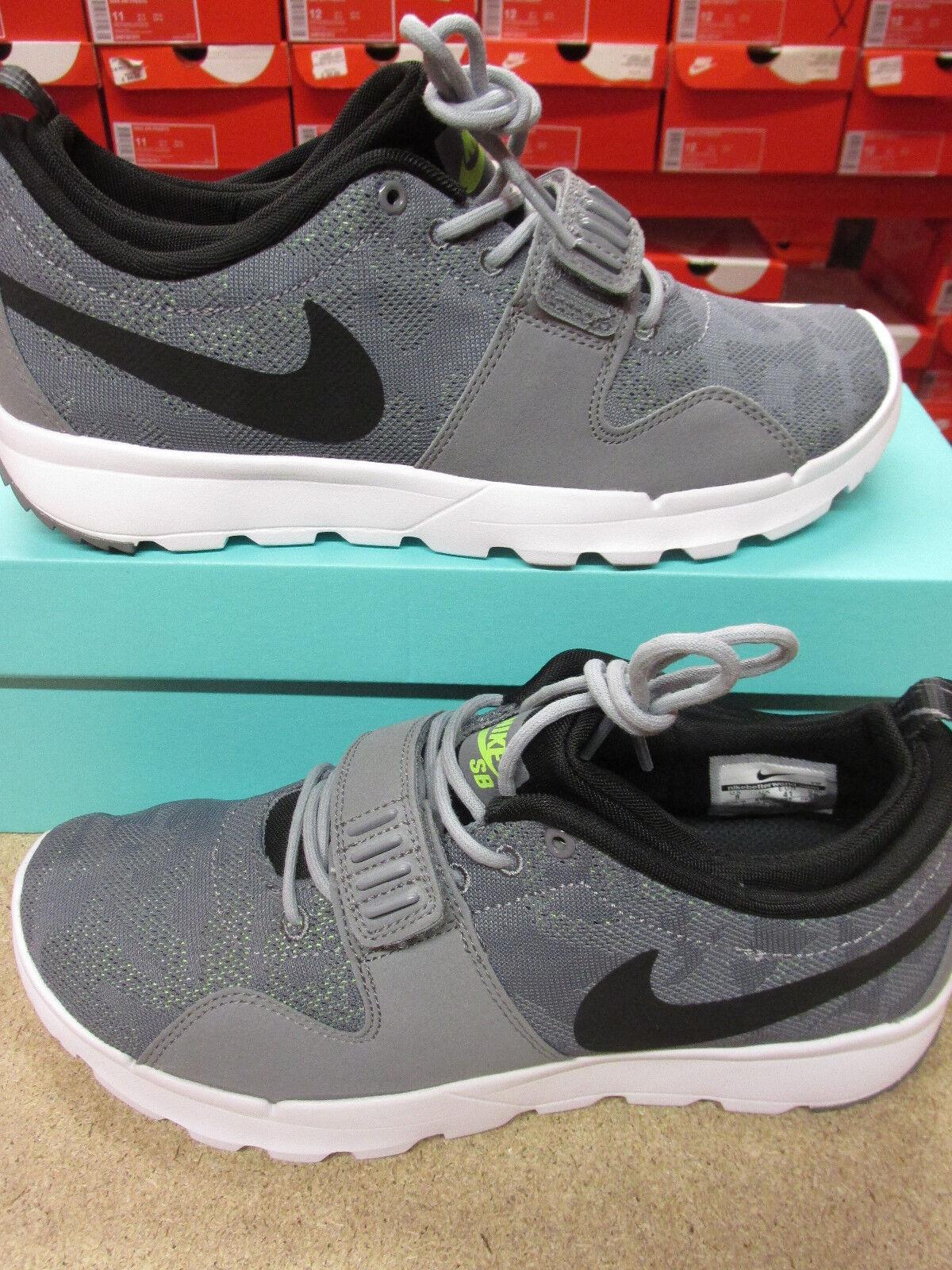 Zapatillas TRAINERENDOR para hombre NIKE SB TRAINERENDOR Zapatillas 616575 007 Tenis Zapatos e38bc7