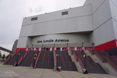 JOE LOUIS ARENA GLOSSY POSTER PICTURE PHOTO PRINT jla detroit red wings det 3075