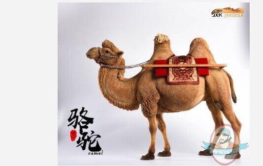 1 6 Simulazione di camel Bactrian modellolo animale Jxk005 A