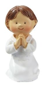 Kommunion Konfirmation Firmung Tortenfigur Tortendeko Junge 4,5 cm knieend 063