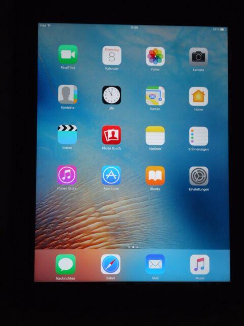 I Pad4 32GB Wi-Fi 24,6cm=9,7Zoll schawrz