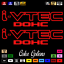 """thumbnail 3 - (2)x i-VTEC DOHC ivtec 11"""" emblem Vinyl Sticker Honda Civic Decal JDM drift 006"""