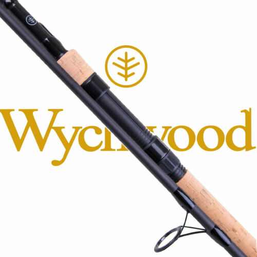 Wychwood Riot Carp Rod Rods Cork EVA Handle 9 10 12ft 1 2  3 Rods Spod Marker