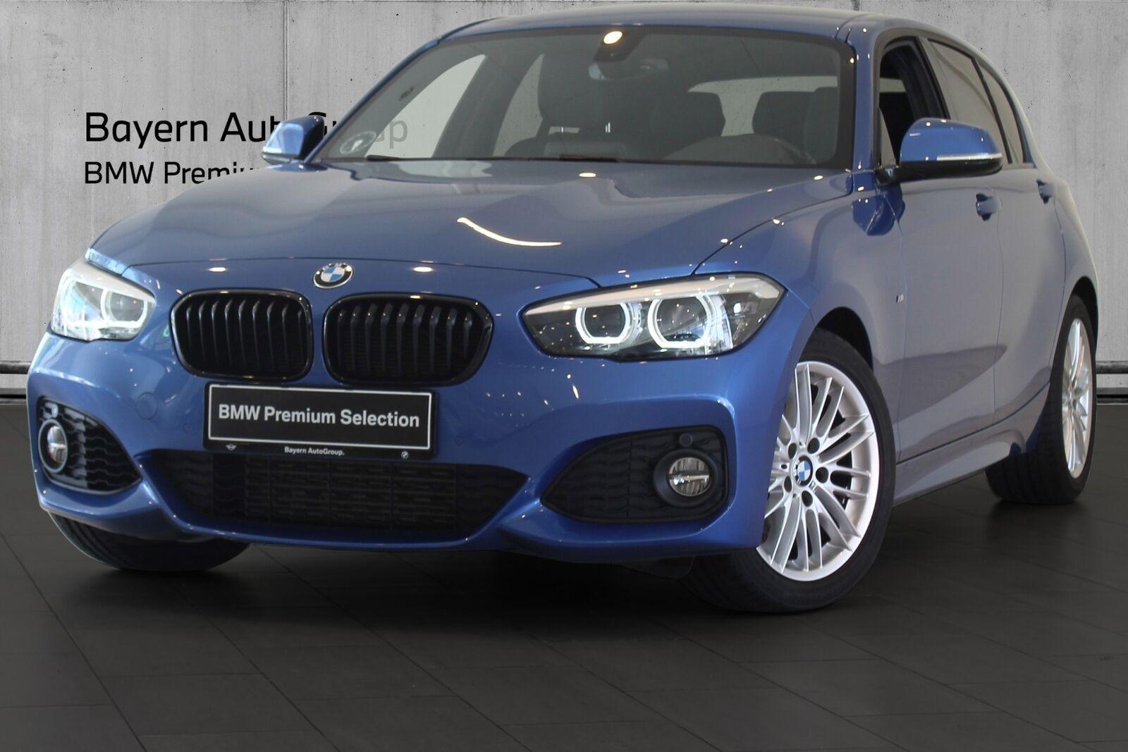BMW 116i 1,5 M-Sport 5d