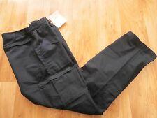 "Mens Regatta Workwear Action Trousers Kneepad Pocket Navy Lightweight  Size 32""w"