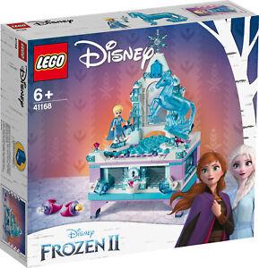 LEGO-Disney-Frozen-2-41168-Elsas-Schmuckkaestchen-NEU-amp-OVP