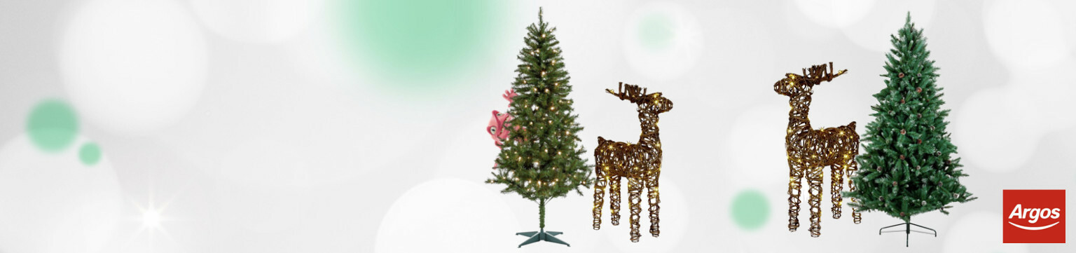 Deck your halls with Christmas Decorations