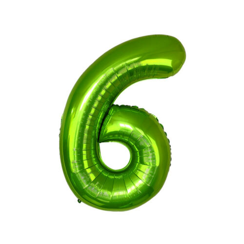 Number Balloons Giant Foil Balloon Birthday Wedding Party Decorations 40 inch