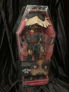 Living-Dead-Dolls-Isaac-Series-6-Scarecrow-Doll-LDD-Mezco-sullenToys