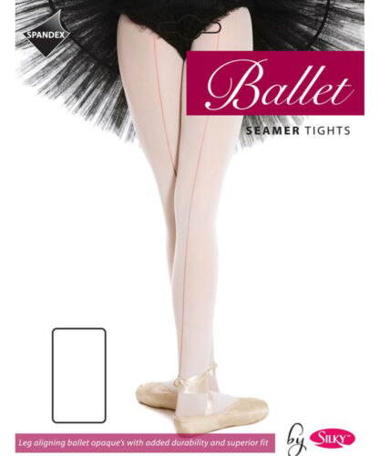 Silky Adult Womens Seamed Seamer Dance Ballet Tights