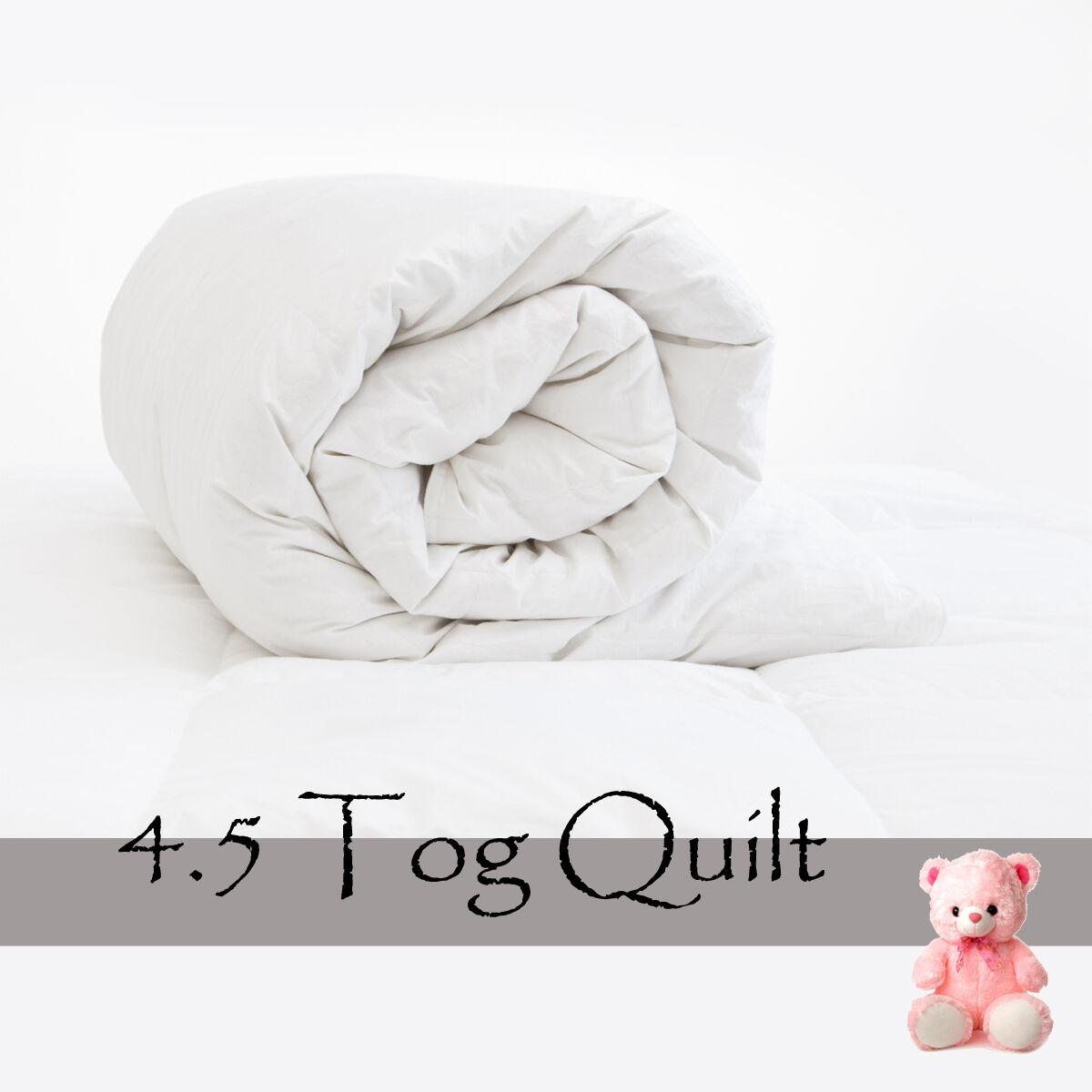 Sarah Jayne Anti-Allergy Duvet Cot Bed
