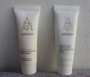 Set-of-2-Alpha-H-Liquid-Gold-24-Hour-Moisture-Repair-Cream-Mask-15mlx2-NEW