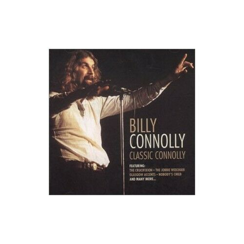 1 of 1 - Billy Connolly - Classic Connolly - Billy Connolly CD RJVG The Cheap Fast Free