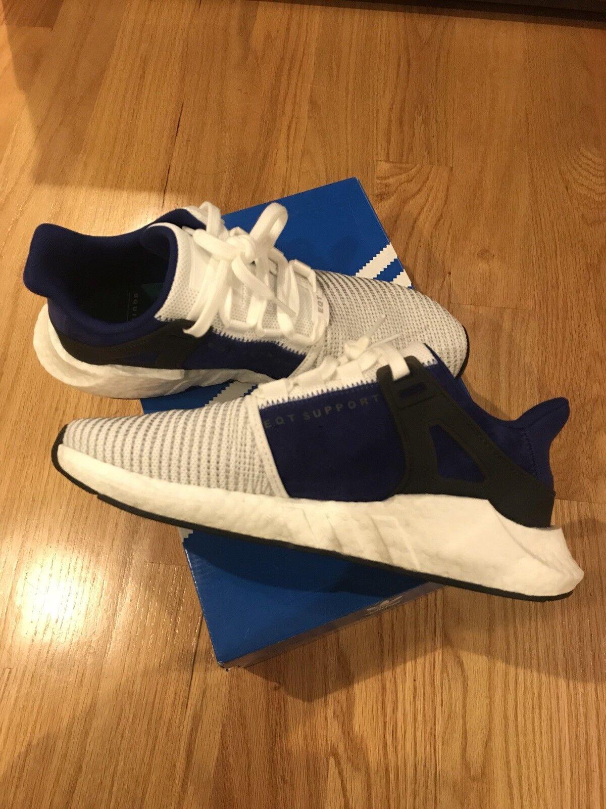 Adidas Originals EQT Support 93  17 Boost Mens  Dimensione 9.5 Blu bianco BZ0592 ADV  più preferenziale