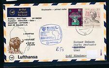 96309) LH FF München - Entebbe 5.4.68, SoU ab DDR