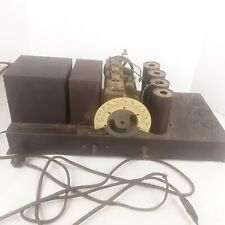 Vintage Earl Console Tube Radio Chassis Part