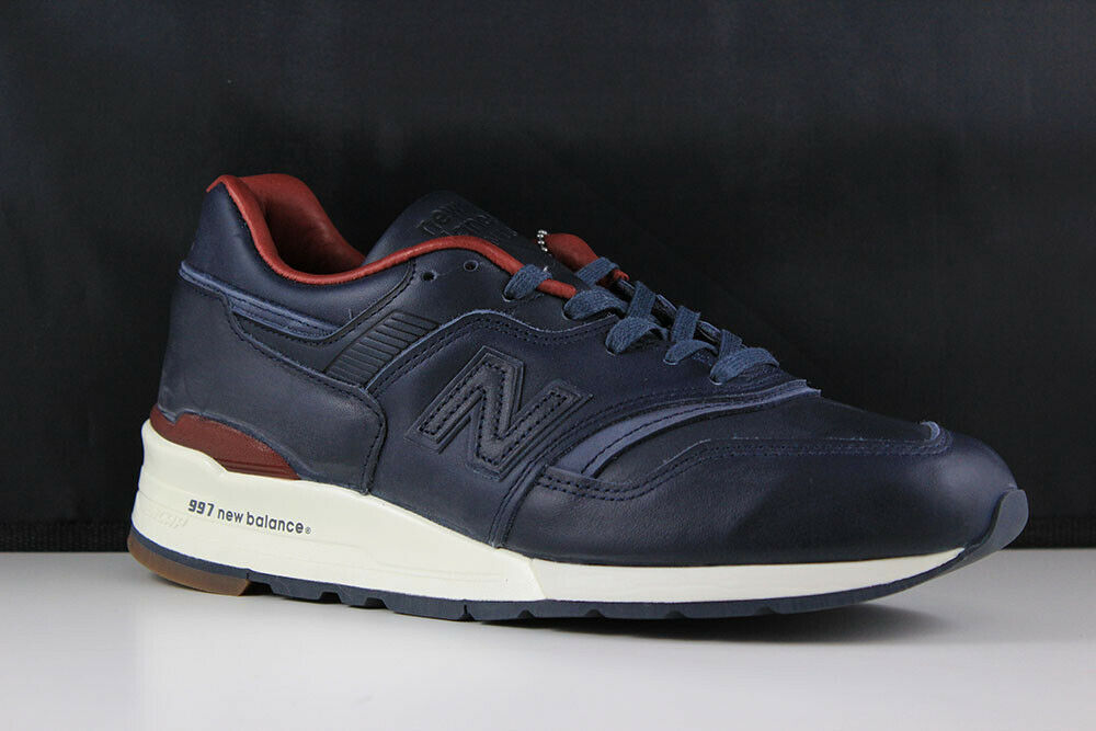 New Balance M997BEXP Dimensione 10 Horween Leather